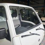 スバル サンバートラック ガラス交換 柳川市