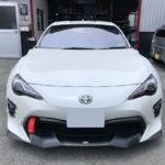 トヨタ86コートテクト|ガラス交換|福岡県